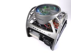 Antec Skeleton review | Bringing new meaning to the phrase 'barebones system' Reviews | TechRadar
