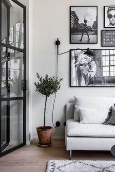 Minimal interior design #interiorgoals #minimalinterior #interiordecor #interiordesign / Pinterest: @fromluxewithlove  #homedecor #homedesign #decorationideas #homeinteriordesign