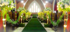 Nuevos Arreglo de iglesia para boda.Fantásticos Tips.