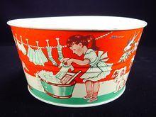 1964 Wolverine Childs Laundry Wash Tub, $58 + 8.95