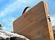 Bamboo case for macbook