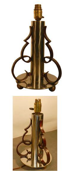 1000 images about luminaires art deco on pinterest art deco bronze and metals. Black Bedroom Furniture Sets. Home Design Ideas