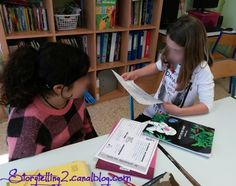 Prévoyez un minuteur ! Il faut que les élèves jouent le jeu et présentent le livre en 2 ou 3 minutes.