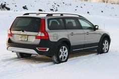 2008 Volvo XC70 - possibly my next car - you HAVE to see it get thru snow!
