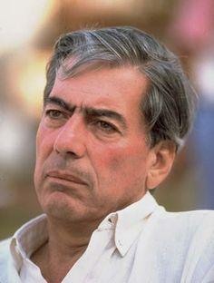 MARIO VARGAS LLOSA escritor peruano, Premio Nobel Literatura, (28-3-1936)