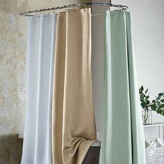 legends matelass ella shower curtain