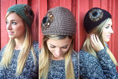Feather Head Wrap- 8 Colors