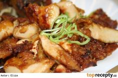 Moc dobré naložené kuřecí maso No Salt Recipes, Chicken Recipes, Cooking Recipes, Czech Recipes, Russian Recipes, Tasty, Yummy Food, How Sweet Eats, How To Cook Chicken