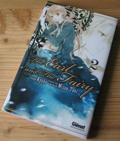 The Earl and The Fairy, tome 2 Ayuko Editions Glénat