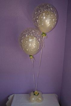 Publicado por decoracion con globos para fiestas infantiles: sapo pepe ...