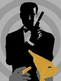 The man with the golden gun by JAMES-MI6 on deviantART