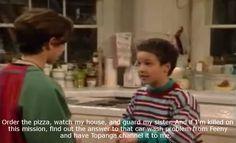 Boy Meets World! Season 1 Episode 12.
