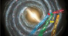 Uma nova classe de estrelas hipervelozes estão a caminhar para fora da Via Láctea. Este facto tem intrigado os cientistas.