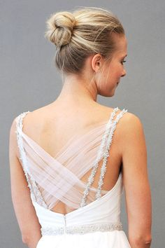 Classic, easy bridal hair ideas!