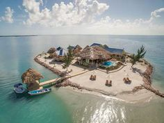 Placencia Village, private island😍😍😍😫😩