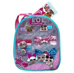 L Surprise 11 Pieces Mini Backpack Complete Hair Accessories For Ye School Accessories, Girls Hair Accessories, Barbie Doll House, Barbie Dolls, Diy Doll School Supplies, Advent Calendars For Kids, Baby Playpen, Baby Shower Crafts, Jazz Costumes