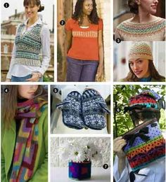 Exploring Color Knitting: 7 FREE Patterns - Knitting Daily