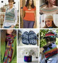 Exploring Color Knitting: 7 FREE Patterns - Knitting Daily