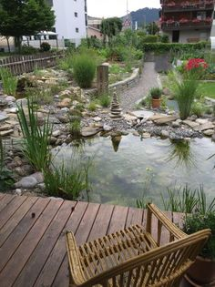 Thomas Uebelhart Naturgarten :: Garteneinblicke