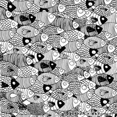 Fishies - A Pattern a Day