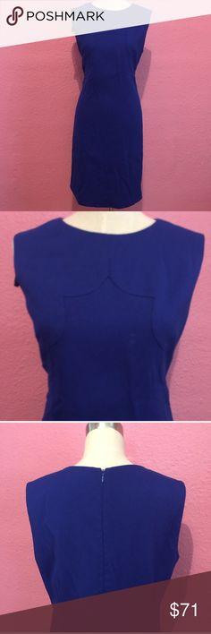 Stunning blue Career Professional wear dress Stunning blue Career Professional wear dress Eliza J Dresses