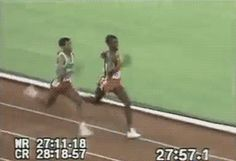Share this Haile Gebreselassie Gets Punched In the Head Animated GIF with…