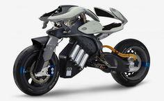 yamaha's motoroid experiments with fusing AI + motorcycles at tokyo motor show