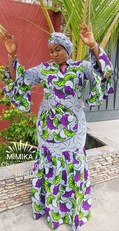 (notitle) at Diyanu Source by merritonemusic African Lace Styles, African Blouses, African Maxi Dresses, Latest African Fashion Dresses, African Dresses For Women, African Print Fashion, Africa Fashion, African Attire, Women's Fashion