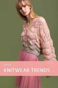 102 Best Knitwear Trends 2019 images | Knitwear, Color block sweater