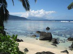 (American Samoa) Samoan Island of Tutuila