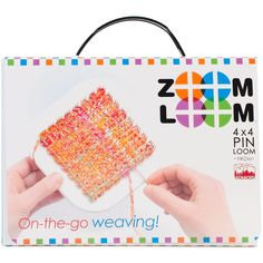 Zoom Loom 4 X4 Pin Loom From Schacht -