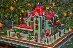 Gingerbread House 7 | by copr369