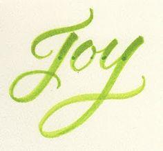Joy, choose it, live it, spread it!