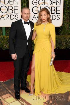 Jennifer Lopez - my Golden Globes best dressed list