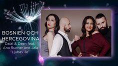 Dalal & Deen feat. Ana Rucner and Jala representerar Bosnien och Hercegovina i Eurovision Song Contest 2016.