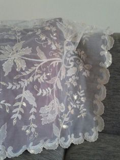 Handmade by me. Darning, Table Runners, Bed Pillows, Pillow Cases, Lace, Handmade, Saddle Pads, Veils, Needlepoint