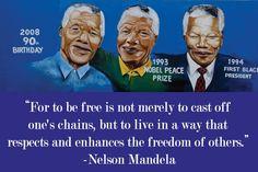 Nelson Mandela's five most memorable speeches