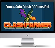 Free Safe Most Advanced Clash Of Clans Botpatible With Clash Of Clans December  Update You Can Start Auto Farming With Clashfarmer Just Within A
