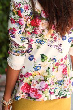 VIVALUXURY: BOTANICAL BRIGHT - WIN OPPORTUNO DRESS