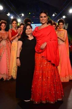 Stunning Neha Dhupia walks the Ramp For Sangeeta Sharma at The India Beach Fashion Week 2015 | News | Mumbai | mallsmarket.com