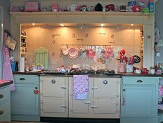Hello Kitty Kitchen
