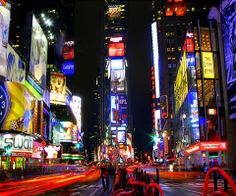 Times Square at Night | NYC