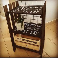 My Shelf/観葉植物/雑貨/100均/DIY/セリア...などのインテリア実例 - 2015-10-14 07:22:02 | RoomClip (ルームクリップ)