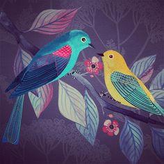 Illustrations by Geninne
