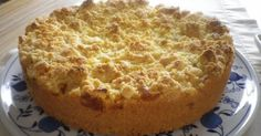 Apfelkuchen mit Pudding und Streusel, ein Rezept der Kategorie Backen süß. Mehr Thermomix ® Rezepte auf www.rezeptwelt.de