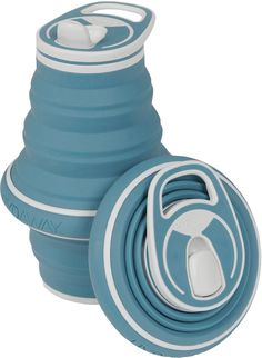 Amazon.com : HYDAWAY Collapsible Pocket-sized Travel Water Bottle - 21 oz - Bamboo : Sports & Outdoors