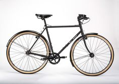 Three custom-made bicycles inspired by influential works of art and design.