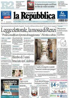 La Repubblica (20-01-2014)