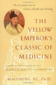 The source of Chinese Medicine from years ago! Acupuncture and Shiatsu The Yellow Emperor-- The Bible of TCM Chinese Medicine Medicine Book, Herbal Medicine, Natural Medicine, Internal Medicine, Medicine Cabinet, Qigong, Holistic Healing, Natural Healing, Traditional Chinese Medicine