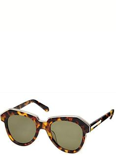 ef5c57061105 Amazon.com  Karen Walker One Astronut Sunglasses   99 free shipping